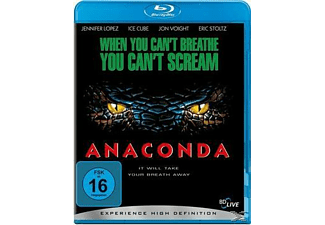 Anaconda - (Blu-ray)