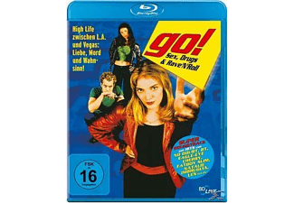 GO SEX DRUGS & RAVE N ROLL [Blu-ray]