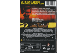 Watchmen – Tales of the Black Freighter - (DVD)
