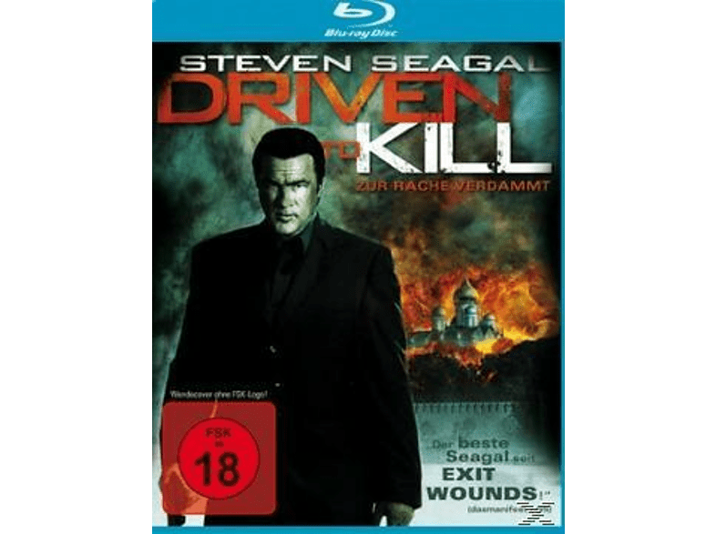 DRIVEN TO KILL - ZUR RACHE VERDAMMT! [Blu-ray]
