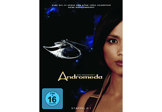 ANDROMEDA - SEASON 2.1 (GENE RODDENBERRY) - (DVD)