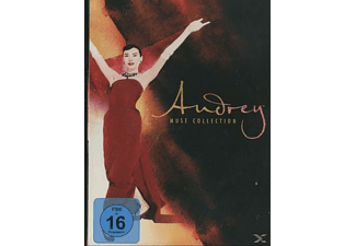 Audrey Hepburn - Muse Collection (Hutschachtel) - (DVD)