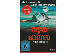 DEAD AND BURIED - (DVD)