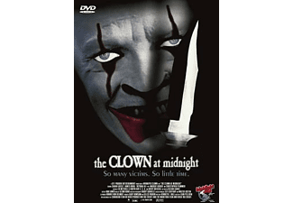 THE CLOWN AT MIDNIGHT - (DVD)
