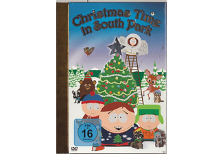 XMAS TIME IN SOUTH PARK - (DVD)