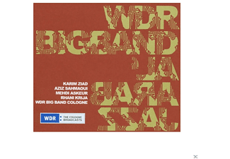 WDR Big Band Köln - Jazz Al' Arab (Special Edition) - (CD)