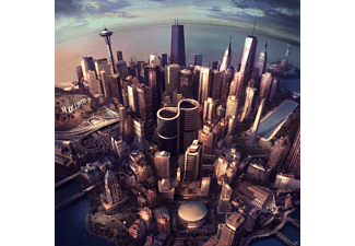 Foo Fighters - Sonic Highways - (CD)