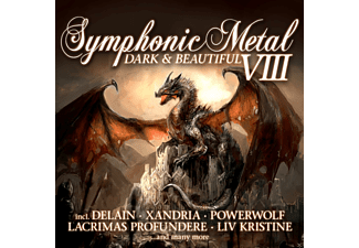 VARIOUS - Symphonic Metal 8  -Dark & Beautiful Viii - (CD)