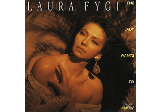 Laura Fygi - The Lady Wants To Know - (CD)