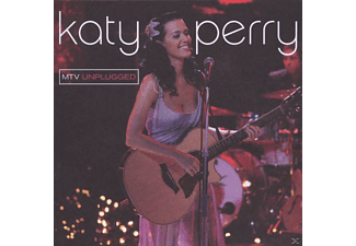 Katy Perry - Katy Perry: Mtv Unplugged [CD + DVD Video]