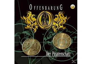 Offenbarung 23 - Der Piratenschatz - 1 CD - Science Fiction/Fantasy