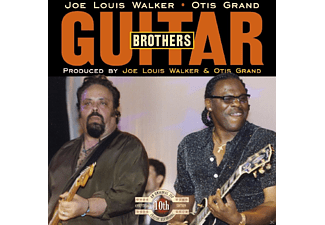 Joe Louis Walker, Otis Grand - Guitar Brothers - (CD)