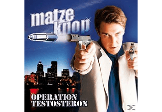 Matze Knop - Operation Testosteron - (CD)