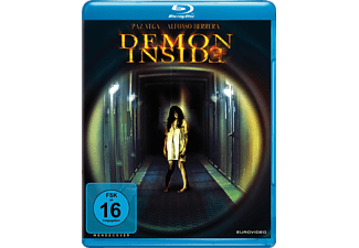 DEMON INSIDE - (Blu-ray)