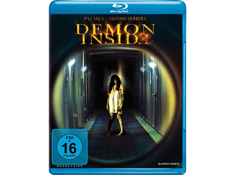 DEMON INSIDE [Blu-ray]