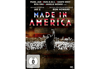 Made in America - (DVD)