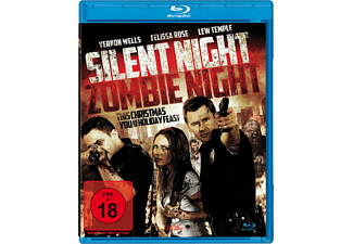 SILENT NIGHT - ZOMBIE NIGHT [Blu-ray]