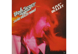 Bob Seger & The Silver Bullet - LIVE BULLET (2011 REMASTERED) - (CD)
