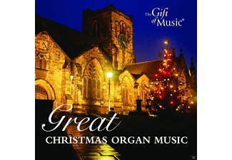 Martin Souter - Great Christmas Organ Music - (CD)