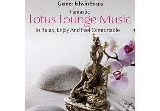 Gomer Edwin Evans - Lotus Lounge Music - (CD)