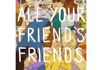 V. A. - All Your Friend Friends - (CD)