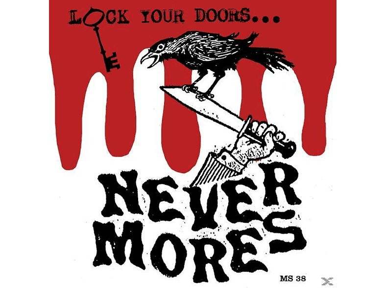 Nevermores - Lock Your Doors It's The Nevermores [Vinyl]