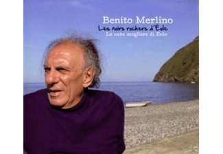 Benito Merlino - Les Noirs Rochers d'Eole - (CD)