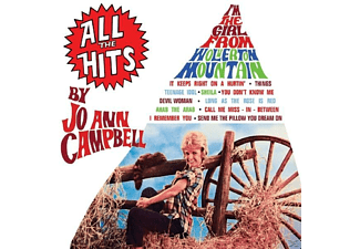 Jo-ann Campbell - All The Hits - (CD)