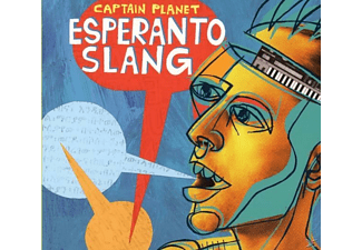 Captain Planet - Esperanto Slang - (CD)