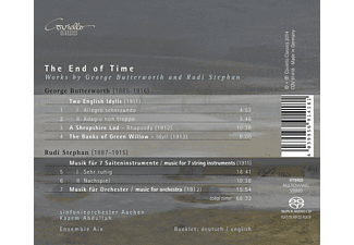Ensemble Aix, Sinfonieorchester Aachen - THE END OF TIME - (SACD Hybrid)