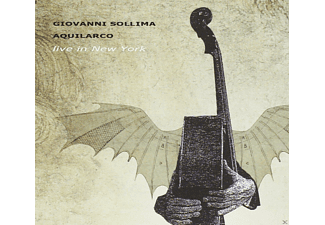 Giovanni Sollima - Aquilarco-Live in New York - (CD)