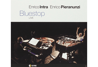 Enrico Intra, Enrico Pieranunzi - Bluestop (Live) - (CD)