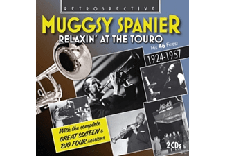 Muggsy Spanier - Relaxin' at the Touro - (CD)