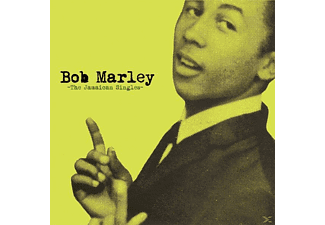 Bob Marley - The Jamaican Singles - (EP (analog))