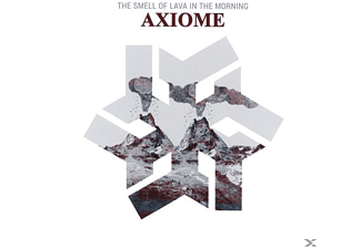 Axiome - The Smell Of Lava In The Morning - (CD)