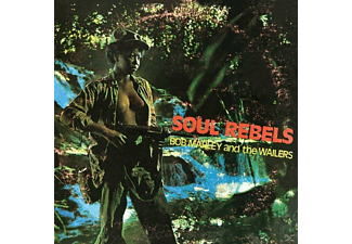 Bob Marley, The Wailers - Soul Rebels [Vinyl]