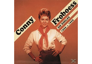 Conny Froboess - Vol.1, Die Singles 1958-59 - (CD)