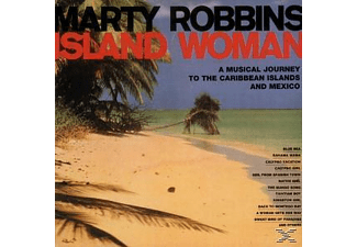 Marty Robbins - A Musical Journey To The Caribbean Islands+Mexico - (CD)
