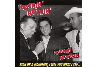 Johnny Horton - Rockin' Rollin' Johnny Horton - (CD)