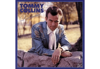 Tommy Collins - Leonard 5-Cd & Book/Buch - (CD)