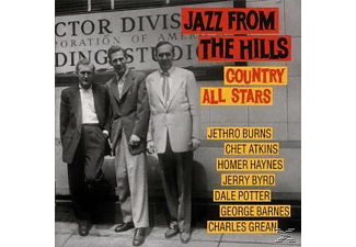 Country All Stars - Jazz From The Hills - (CD)