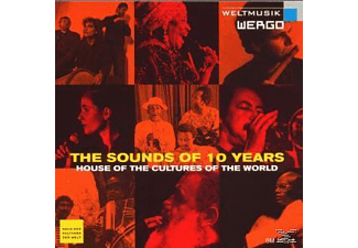 VARIOUS - The Sound Of 10 Years-The Ho - (CD)