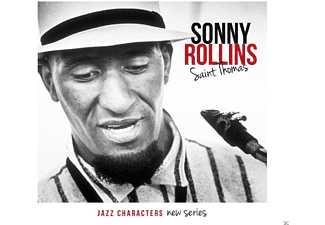 Sonny Rollins - Saint Thomas - (CD)