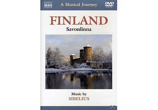 A Musical Journey - Travelogue -Finland [DVD]