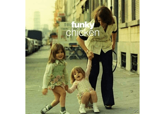 Funky Chicken: Belgian Grooves From The 70's CD