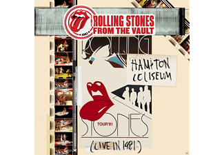 The Rolling Stones - From The Vault-Hampton Coliseum Live In 1981 - (DVD + CD)