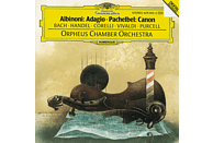VARIOUS, Orpheus Chamber Orchestra - Baroque Highlights [CD]