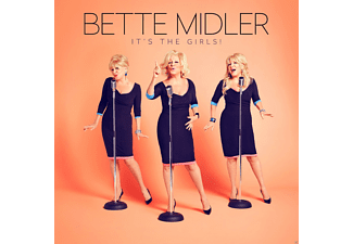 Bette Midler - It's The Girls [CD]