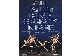 Paul Taylor Dance Company In Paris - (DVD)