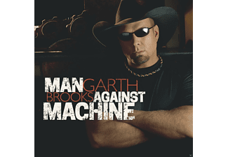 Garth Brooks - Man Against Machine [CD]